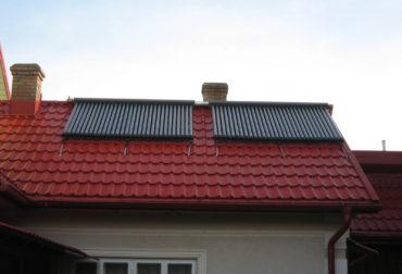 westech solar - montaj pe tigla