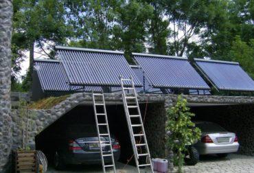 Panouri solare Heatpipe