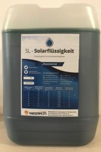 Antigel solar concentrat